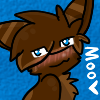 :: Moo Skype and YouTube Icon :: Speedpaint :: by Fluffuu