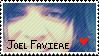 Joel Faviere stamp by Fluffuu