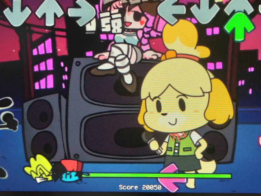 Isabelle! Week 3