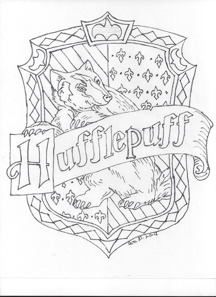 Hufflepuff House By Hyperlikemomiji22 On DeviantArt