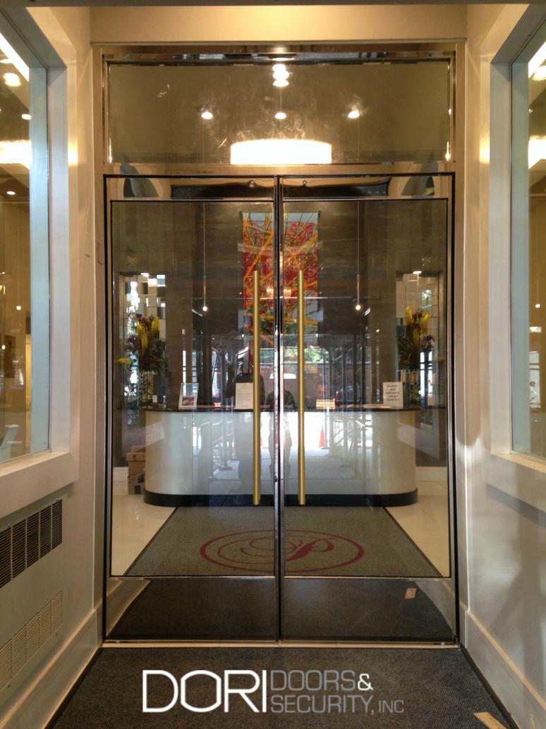 Door Art Installation : Glass door installation by doridoorsnyc on deviantart