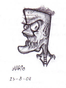Ugly Mr Rodolf
