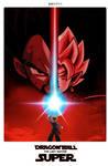 The last Saiyan Dragonball super