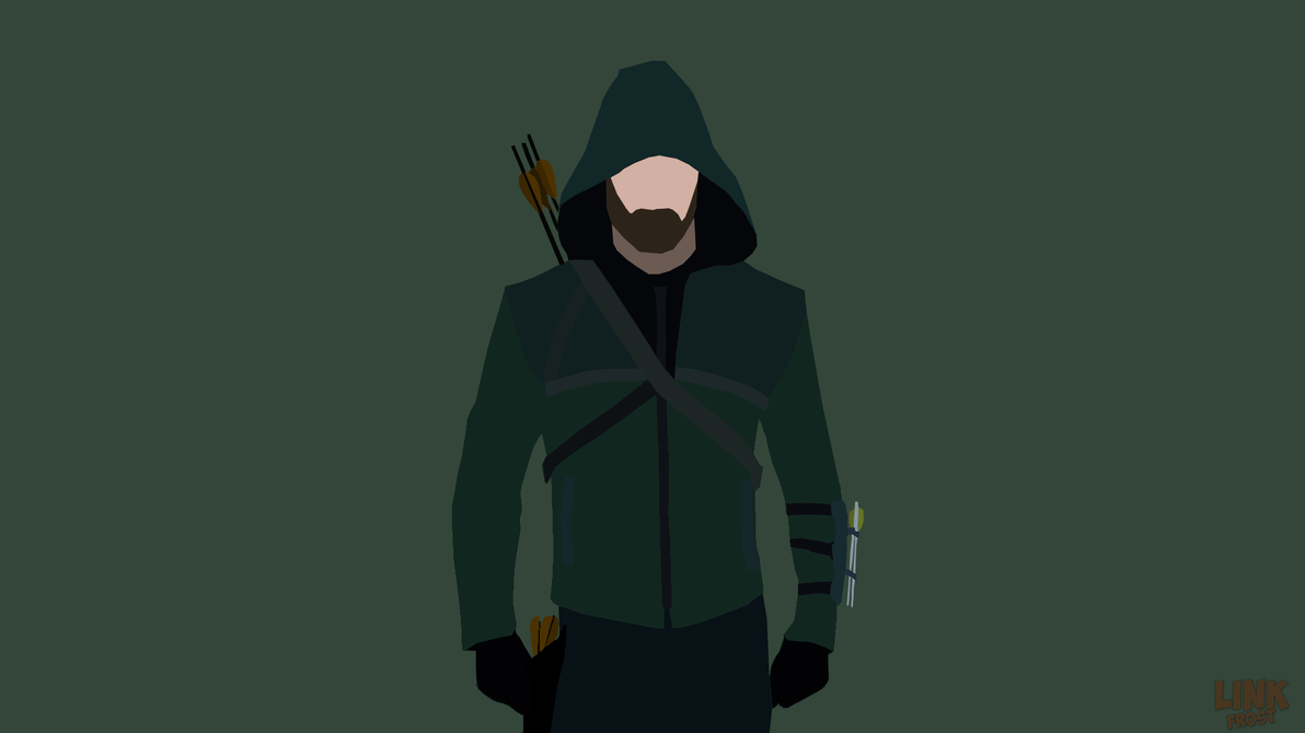 arrow simplistic wallpaperxlinkfrostx on deviantart