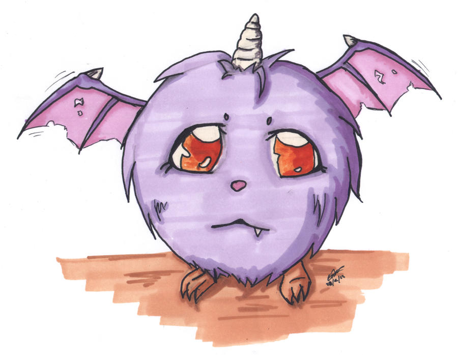 Cute Monster Entry By Woostersauce On Deviantart