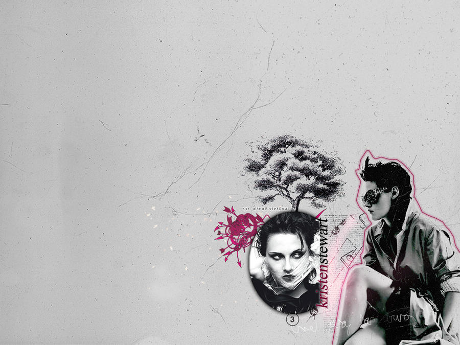 K Stewart Wallpaper by ultraVioletSoul