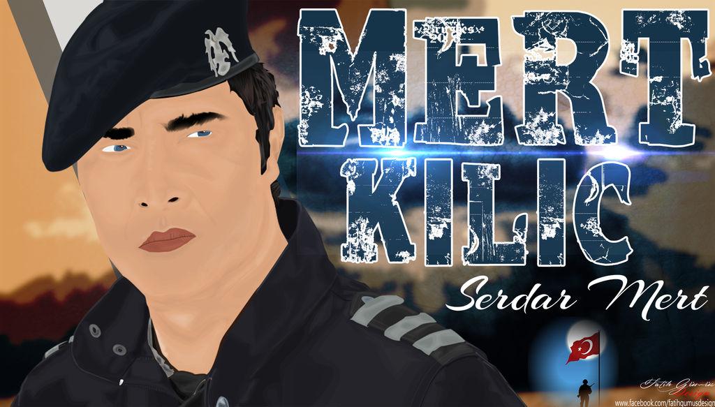 Mert Kilic Vector