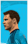 Manuel Neuer Vector Work