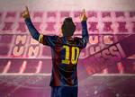 Lionel Messi VEXEL/VECTOR