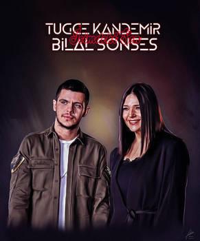 Tugce Kandemir Bilal Sonses