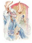 Kabuki Moose