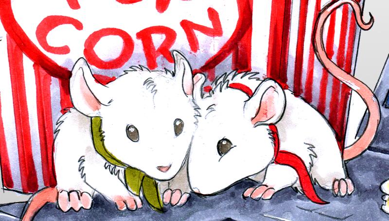 Wen mice by dhstein
