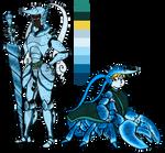 VoS: Lazuli Alternate Races by Mariannefosho
