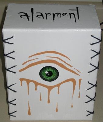 Custom Dunny Box by alarment13