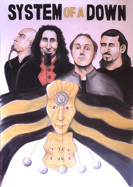 System Of A Down by serjho