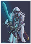 Dungeons and Dragons Drow Elf