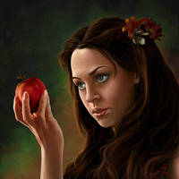 Temptation by LindaLisa