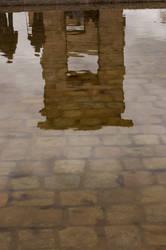 Egypt reflection