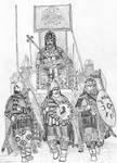 A Basileus' Triumph, Costantinopolis, 1261 AD