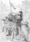 Ambushed! Battle of Cadfan, 1257 AD