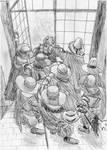Casus Belli: der Fenstersturz, Prague, 23 May 1618