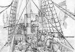 Dismasted yet Untamed, Battle of Gibraltar, 1621