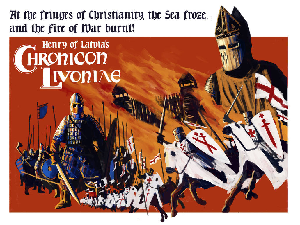 Henry of Latvia's Chronicon Livoniae