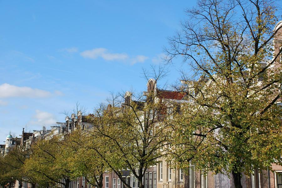 Sky of Amsterdam wallpaper