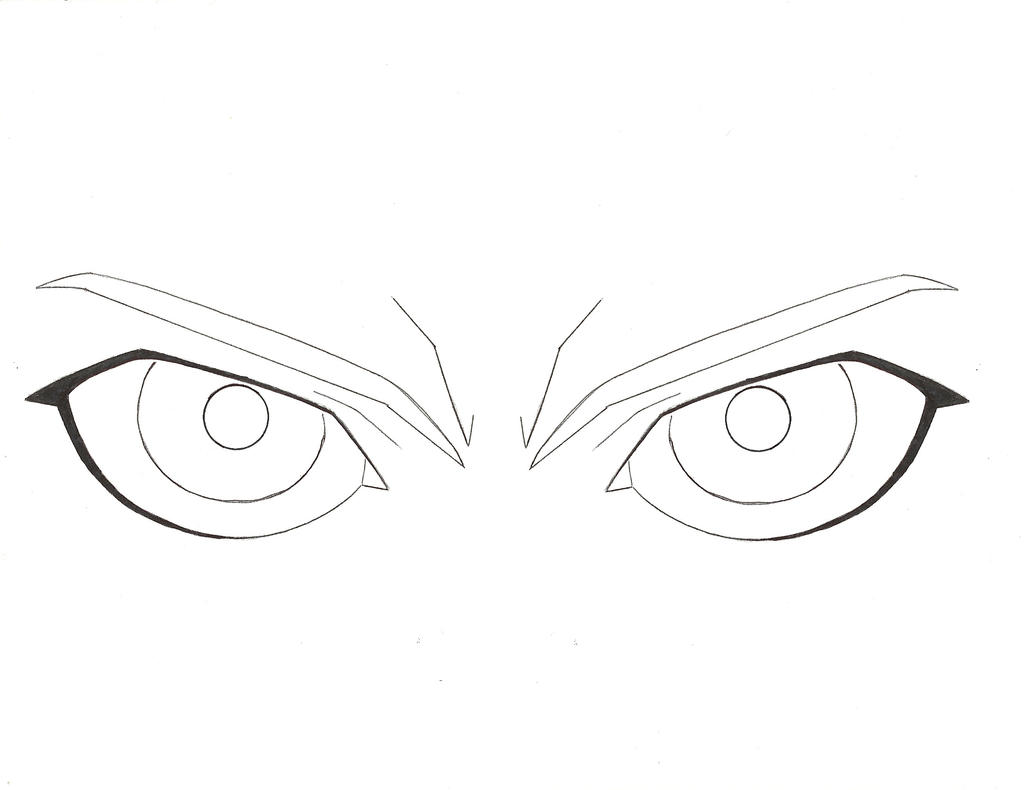 Anime Eyes Text Monster Demon How To Draw Mangaanime How To Draw Anime  Demon Eyes
