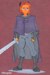 The Covered Cloak Colored