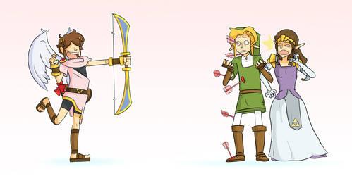 Pulmonary Archery by Inyuo
