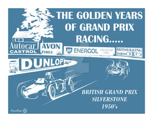 The Golden Years of Grand Prix Racing