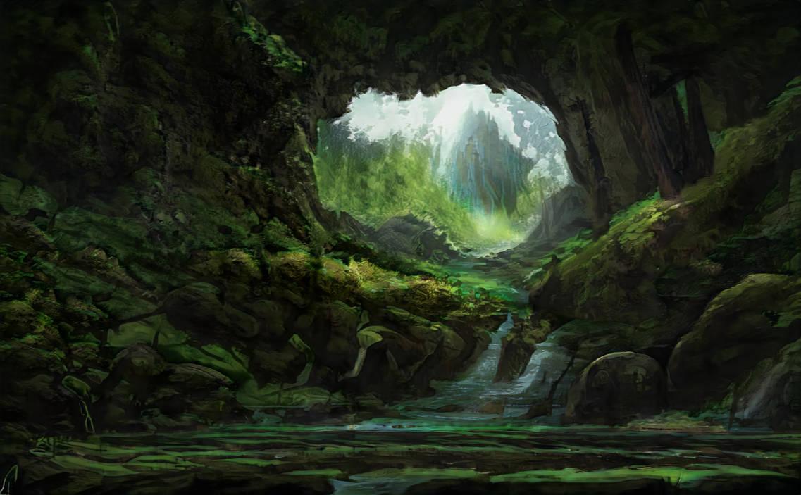 Moss Cave