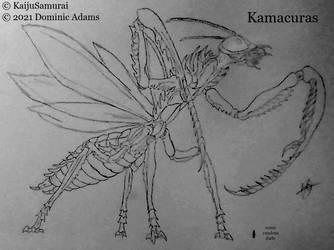 Kaiju: Kamacuras