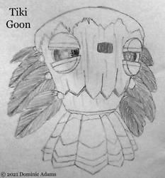 Tiki Goon