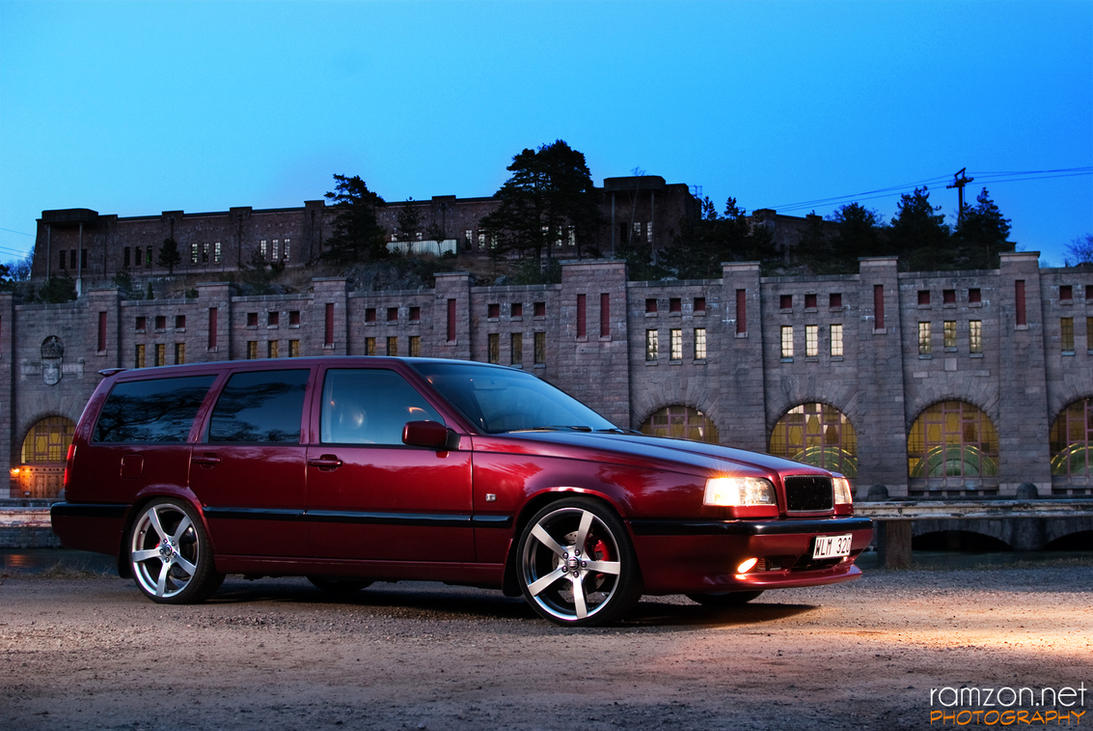 Volvo 855 T5 by ~Ramzon on