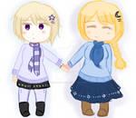 Litle Sisters by KiyomiNanako