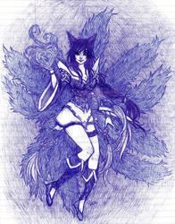 Ahri - The Nine-tailed Fox