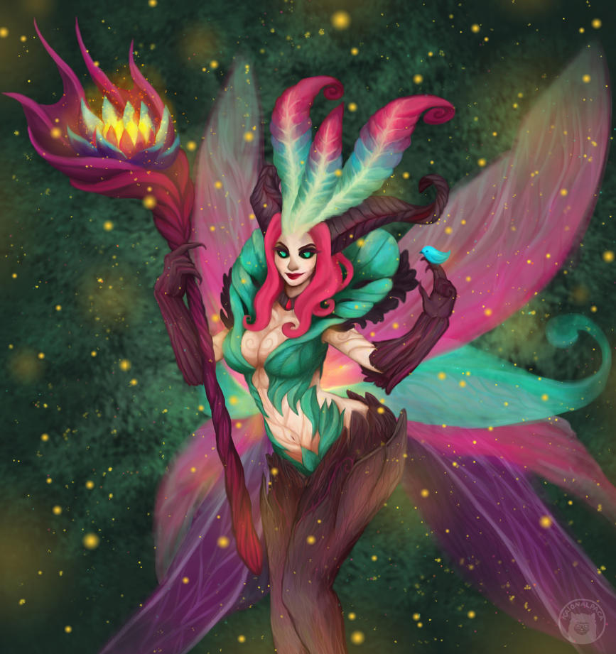 Elderwood Leblanc by Kaionalpaca