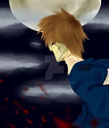 +Night killing+ by milkivvei