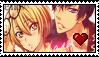 Love Stage!! stamp by milkivvei