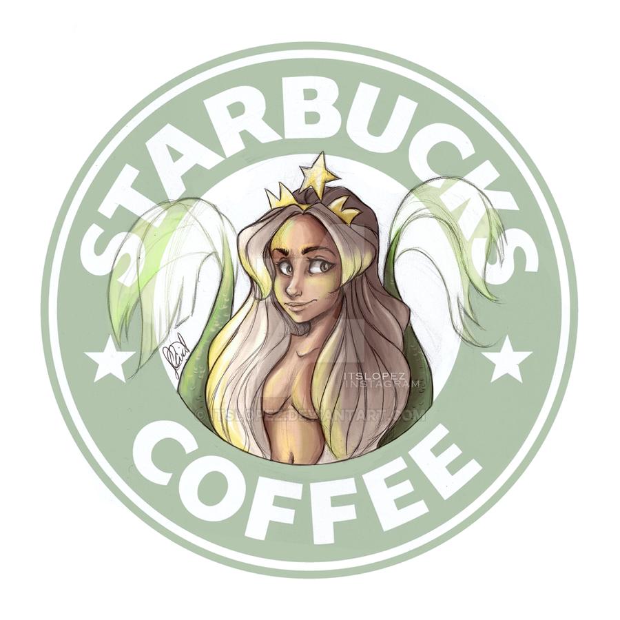 Starbucks by itslopez on DeviantArt