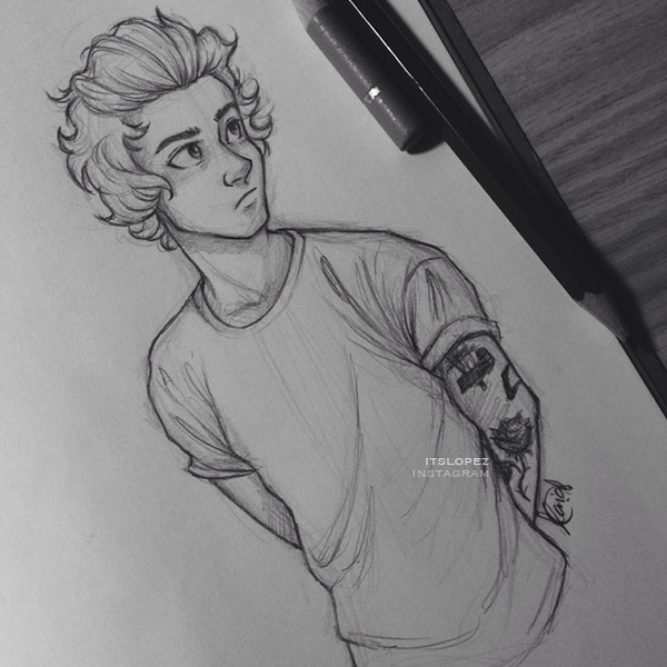 Harry By Itslopez On Deviantart