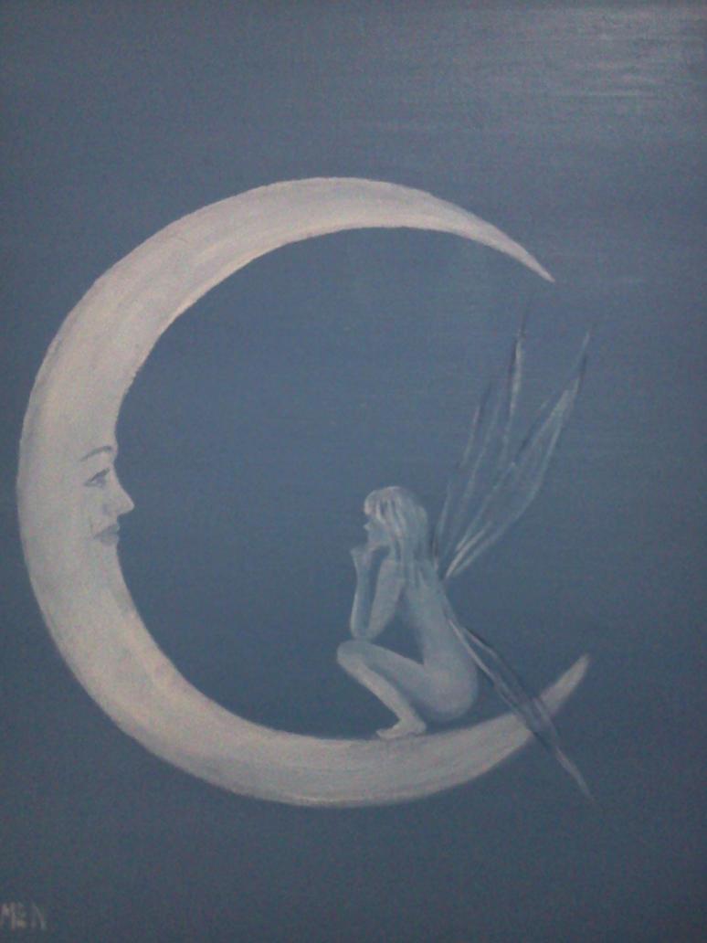 con la luz de la luna... by carmencita1212