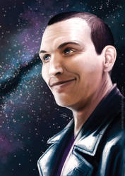 The Ninth Doctor by Pretty-Angel