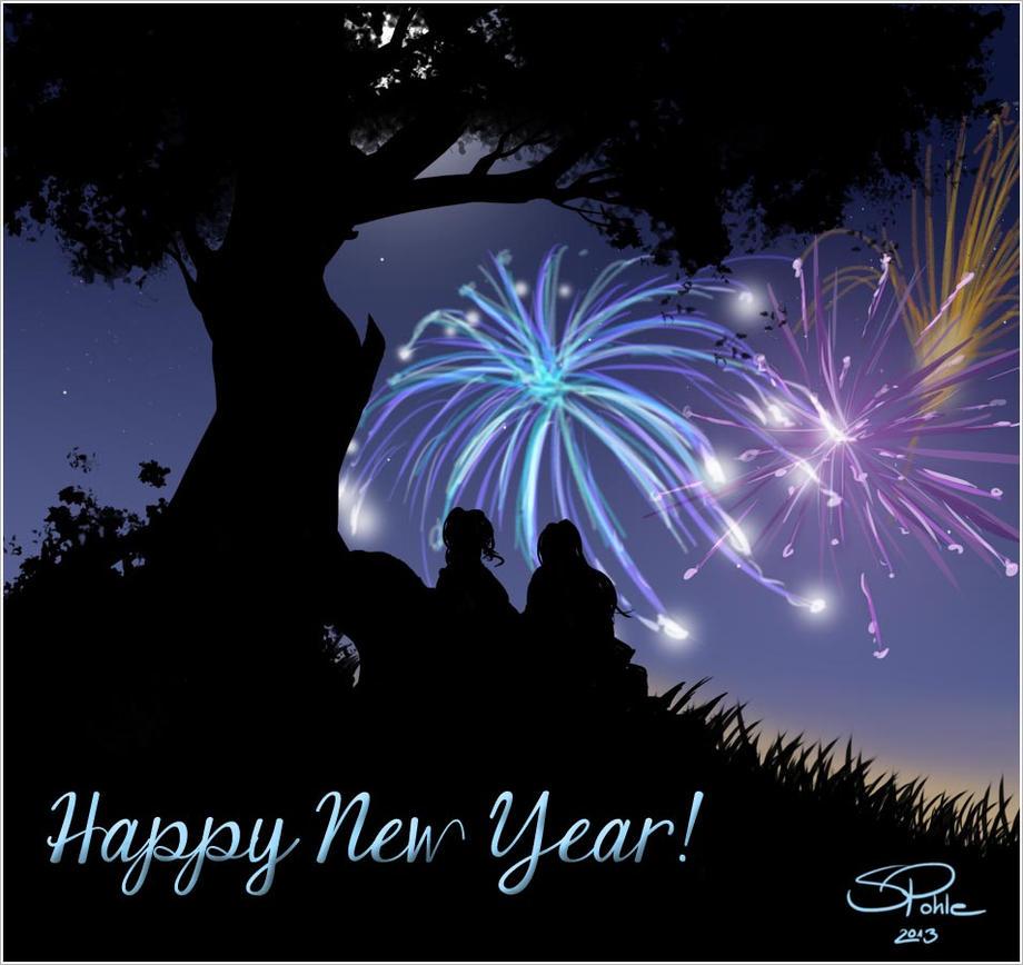 happy new year pretty - photo #1