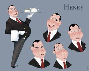 Henry the Butler