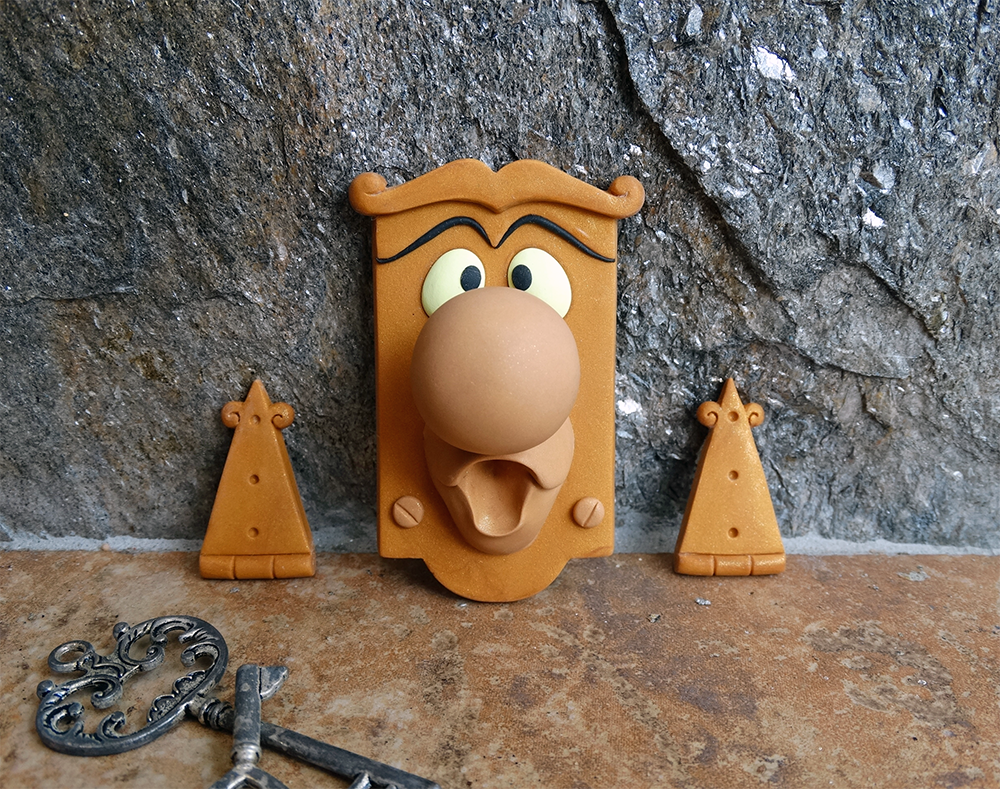 Commission doorknob from alice in wonderland by lyrese on for Alice in wonderland door knob disney decoration