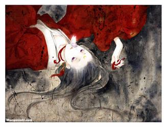 +Original+ DeathFlower set 1 by Fengjing