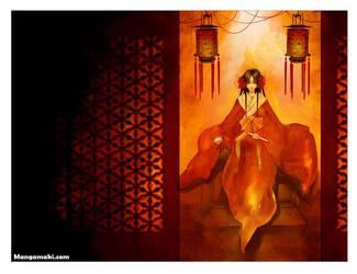 +Original+ DeathFlower set 3 by Fengjing